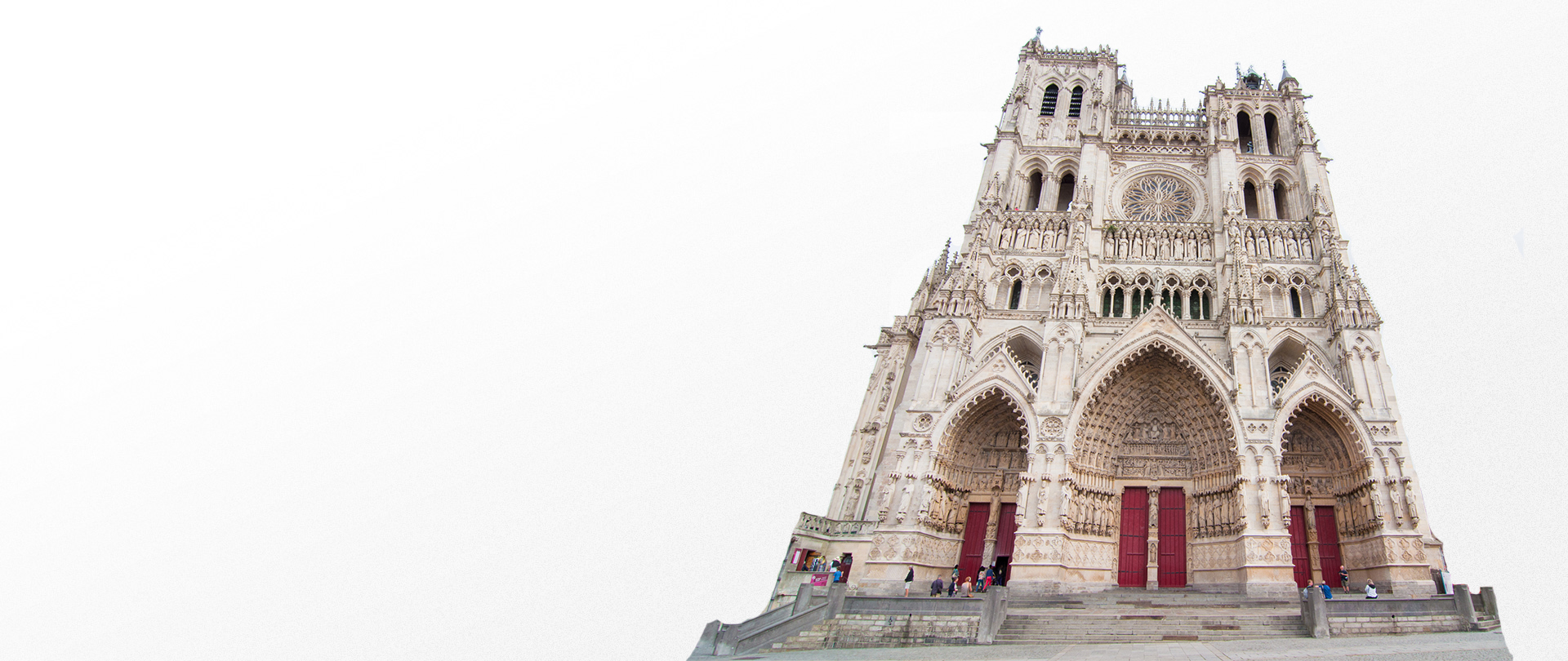 Explore the city of Amiens